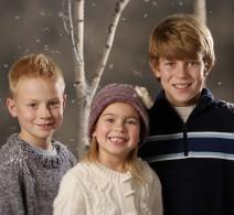 children-winter