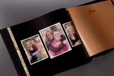 Wedding photo guestbook