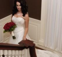 bride-stairway